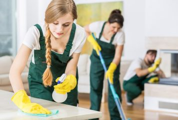 Health benefits of hiring house cleaning service